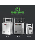 RosinBomb M60 Rosin Press, RosinBomb Rocket, Rosin Tech Heat Press UK MODEL